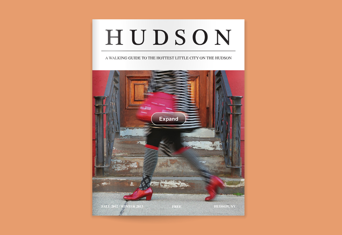 Click to view the Hudson Walking Guide!